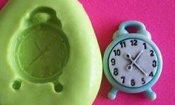Molde de Silicone Relógio (2,2cm)