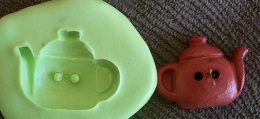 Molde de Silicone Bule P  (2,2cm)