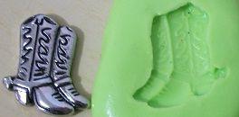 Molde de Silicone Bota (2cm)