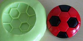 Molde de Silicone Bola (2,2cm)