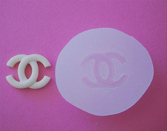 Molde de Silicone Chanel (2cm)