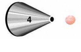 Bico Perlê pequeno nº4 - Wilton - 4119