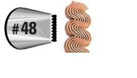 Bico pequeno nº 48 Cesta/serra Wilton -4124