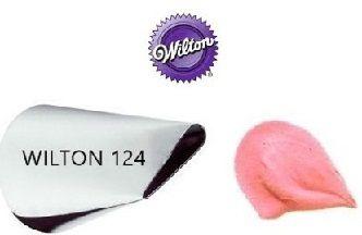 Bico nº 124 Pétala - Wilton - 4110