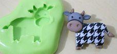 Molde de Silicone Vaca (3cm)