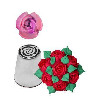 Bico Celebrate Flor Instantânea (russo) Nº 243 - 81-5243