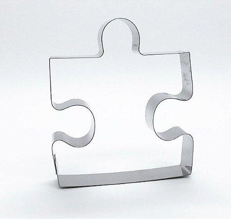 Cortador de biscoito Peça de quebra-cabeça (9cm)