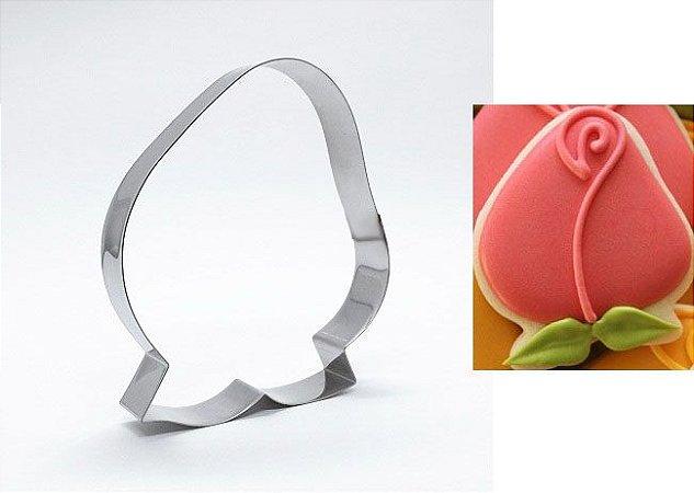 Cortador de biscoito Botão de Rosa