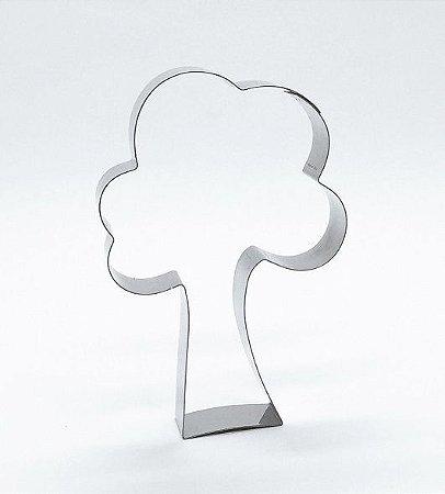 Cortador de biscoito Árvore (9x6,5cm)