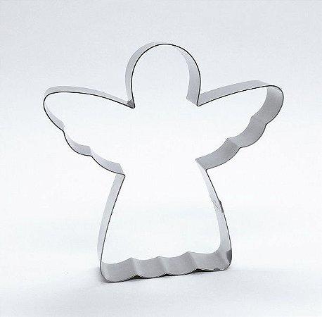 Cortador de biscoito Anjo (8,5cm)