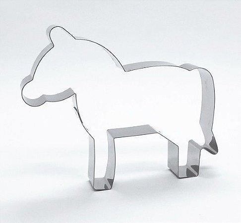 Cortador de biscoito Cavalo (8,5x9cm)