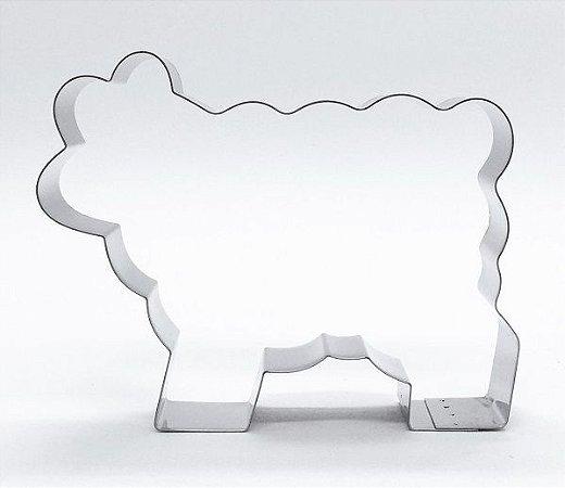Cortador de biscoito Ovelha (7x9cm)