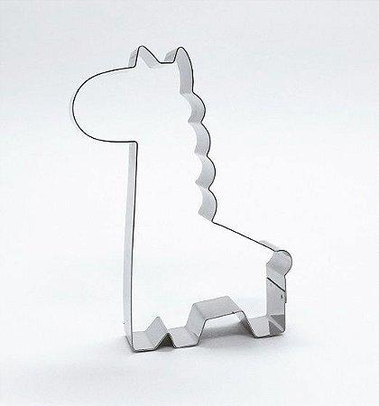 Cortador de biscoito Girafa (6,5x9cm)