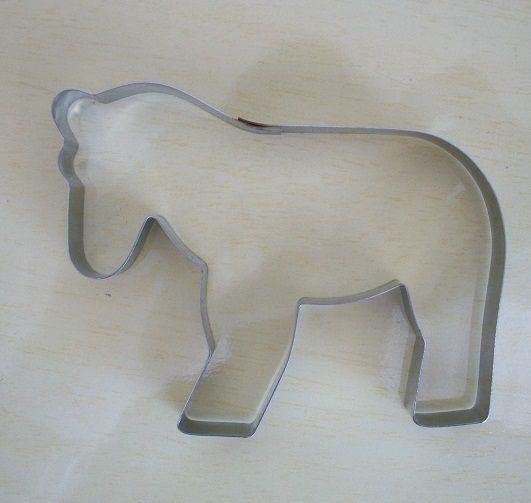 Cortador de biscoito Cavalo (6,5x9cm)