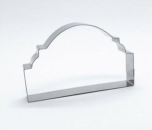 Cortador de biscoito Placa (9cm)