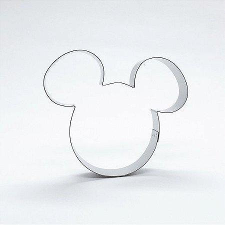 Cortador de biscoito Mickey