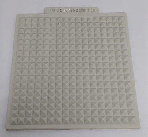 Molde de silicone Tapete (Katy Sue Designs - importado)