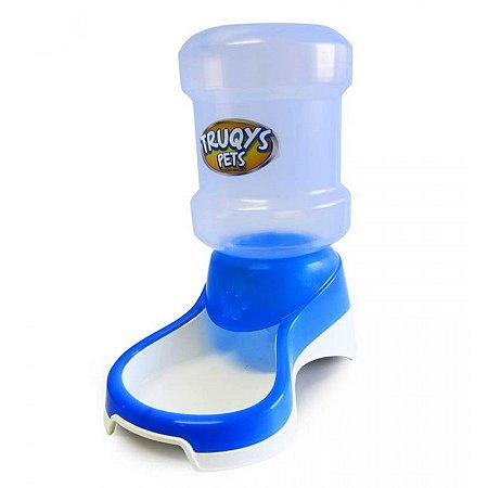 Bebedouro para Cães Automático Truqys Pets 2l Azul