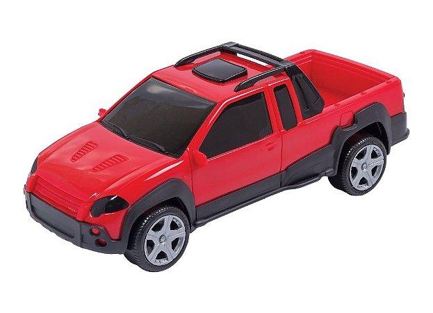 Brinquedo BS Toys Carro Pick Up Bs Power