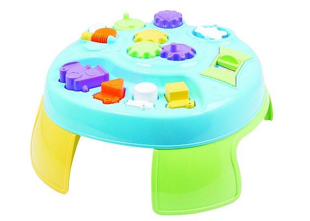 Brinquedo BS Toys Mesinha Sorrir e Aprender