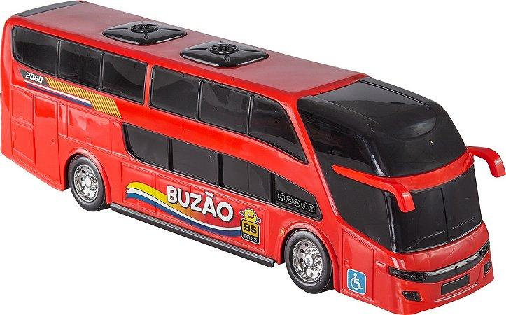 Brinquedo BS Toys Ônibus Buzão