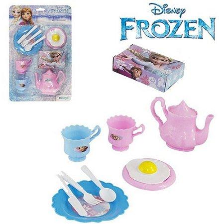 Brinquedos Etitoys Kit Chazinho da Frozen