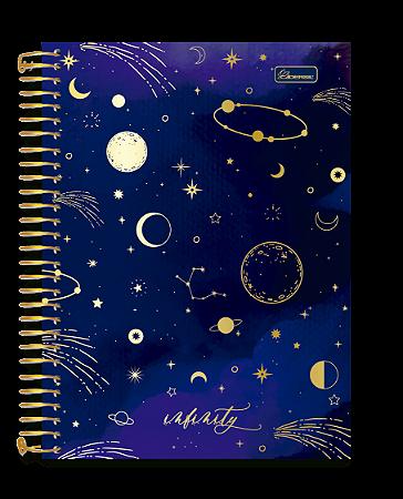 Caderno Universitário 10m 160F Cadersil Infinity