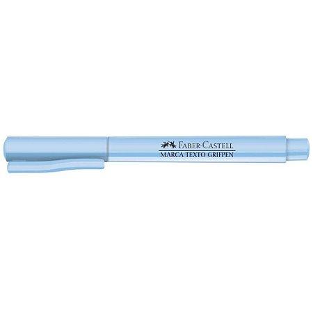 Caneta Marca Tex Faber Castell  Grifpen Azul Past