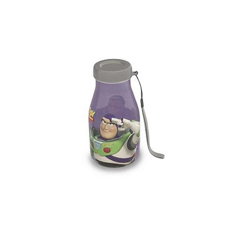Garrafa de Plástico 390ml Milk Toy Story Buzz