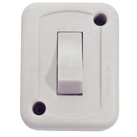Interruptor Sobr Tramontina 1tc Simpl 10A 250V Br