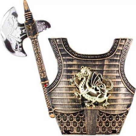 Kit Escudo e Espada Medieval Multikids BR791