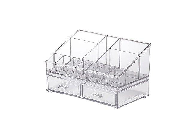 Organizador P/Cosméticos Elegance 22x12.5x.x12.5