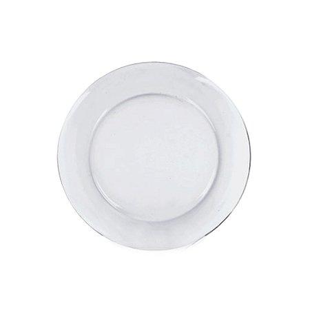 Prato Raso de Vidro Duralex Astral Gourmet 26cm