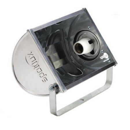 Refletor Alumínio Spotlux 45W E-27 RLE45