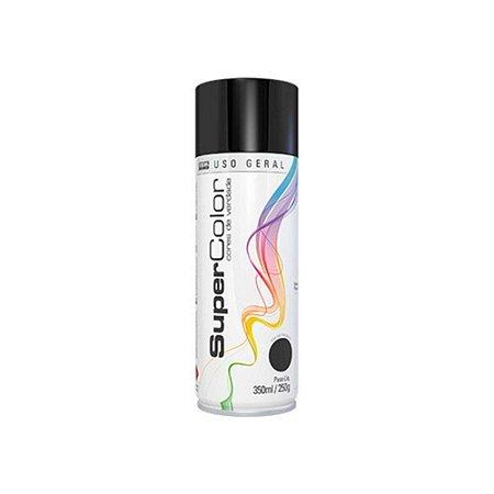 Tinta Spray Tekbond 350ml Uso Geral Preto Fosco