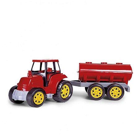 Trator Agromax Com Tanque - Poliplac