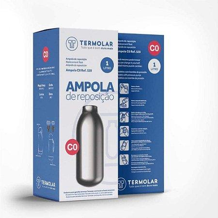 Ampola Termolar Garrafa Térm Lúmina/Magic Pump 1L
