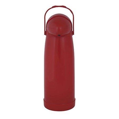 Garrafa Térmica Mor Nobile Vermelha 1.9L