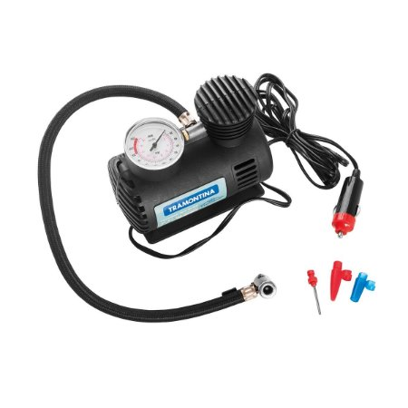 Compressor Ar Portatil 12v 50w