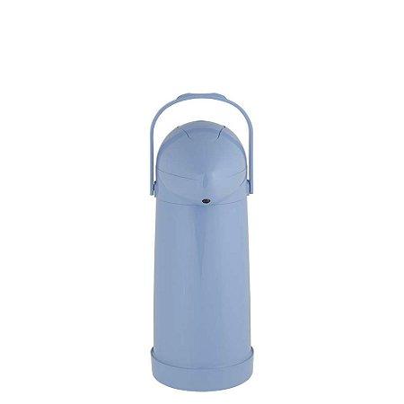 Garrafa Térmica Mor Nobile Azul 1.0L