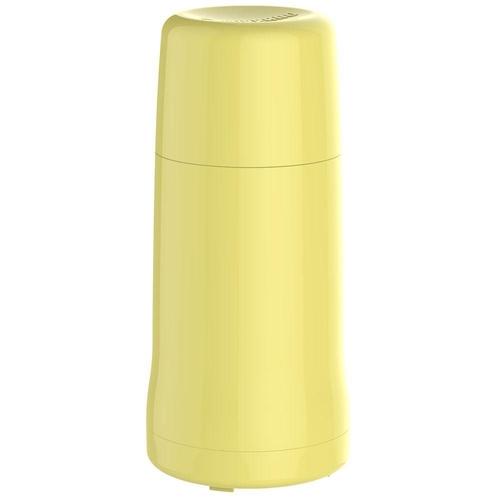 Garrafa Térmica Soprano Onix 250ml Amarela