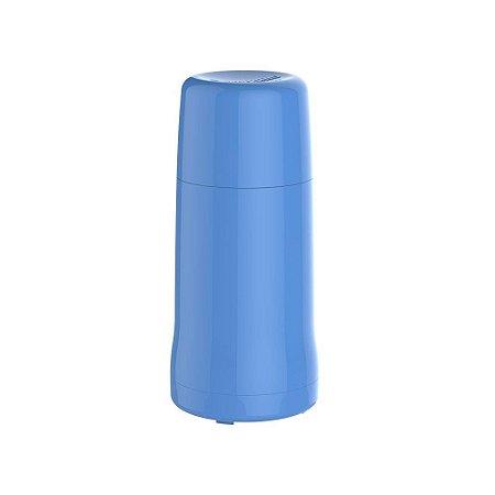 Garrafa Térmica Soprano Onix 250ml Azul