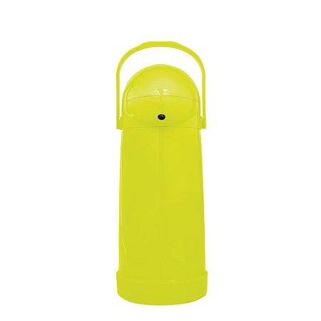 Garrafa Térmica Mor Nobile Limão 1.0L