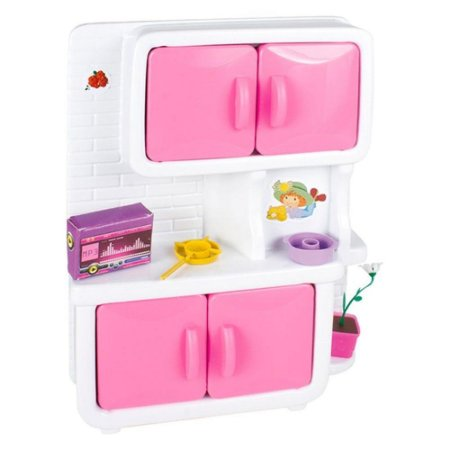 Armário de Cozinha Lua de Cristal Copinha da Gigi
