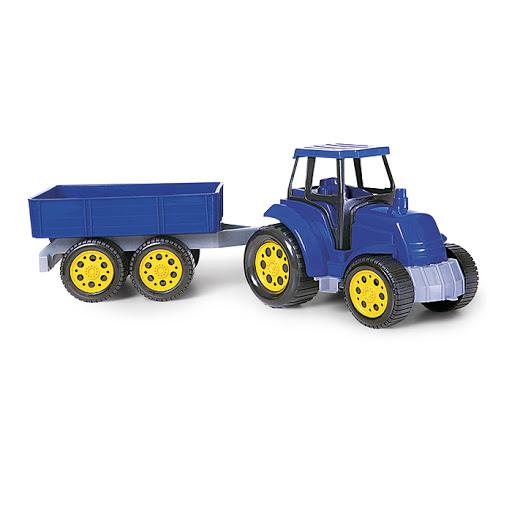 Trator Agromax Com Caçamba - Poliplac