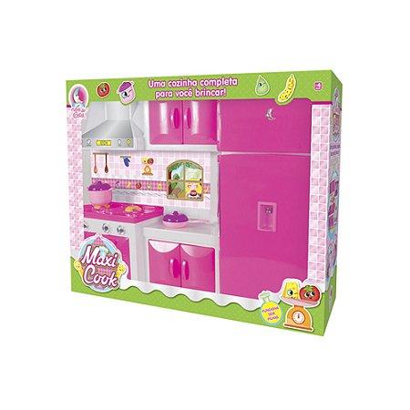Fogãozinho Lua de Cristal Cozinha Maxi House