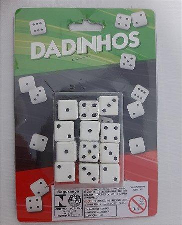 Dadinhos Tradicionais 14mm