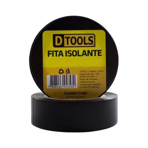 Fita Isolante Dtools 18mm 20m