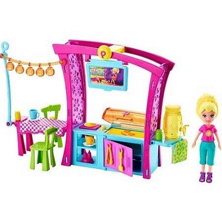 Polly Pocket Mattel Churrasco Divertido