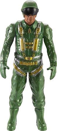 Brinquedo BS Toys Boneco Aviador/Policial